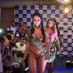Daiane Macedo vient de se faire élire Miss Bumbum 2013