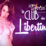 Nikita vous fait visiter un club libertin